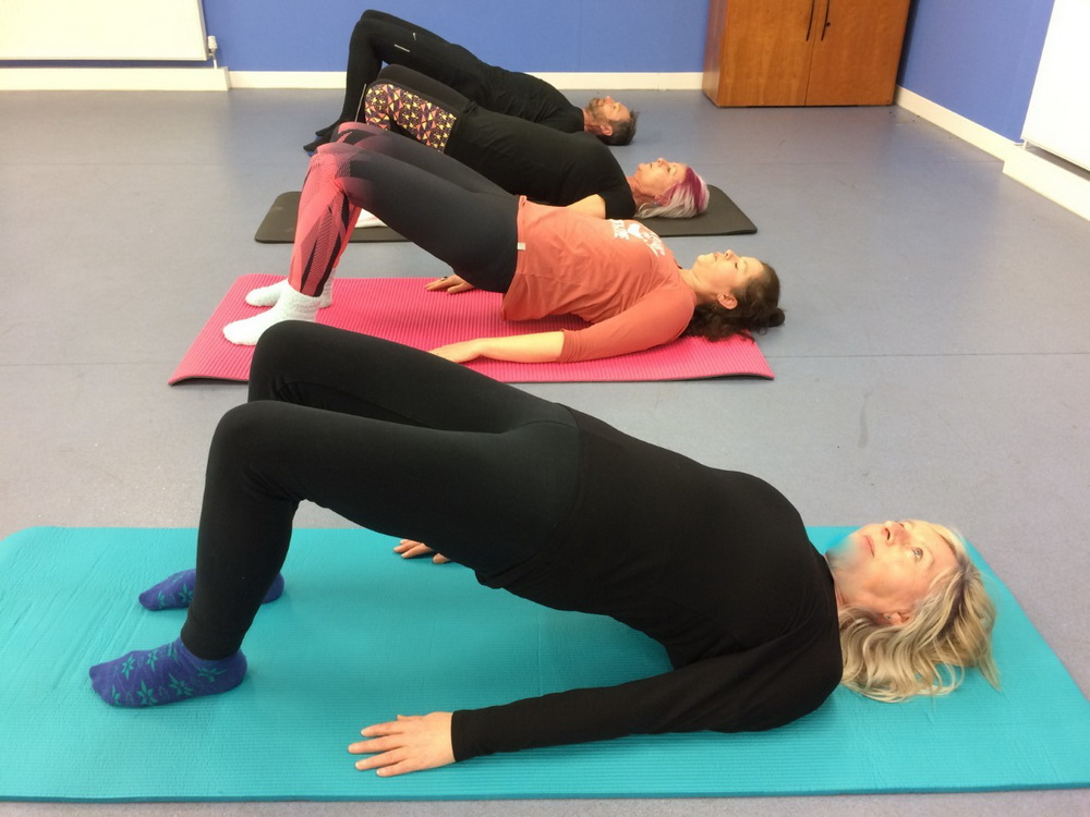 Pilates north devon